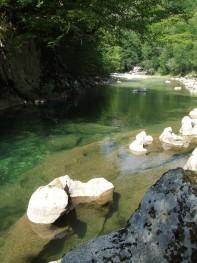 rijeka Rakitnica / river Rakitnica