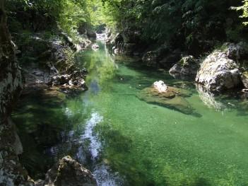 Kanjon Rakitnice / Canyon of Rakitnica