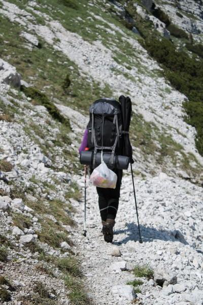 Uvijek sa sobom ponesi svoje smeće!