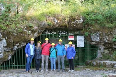 pećina Vjetrenica - u Popovom polju , stanište čovječje ribice / cave Vjetrenica in Popovo field a well known olm location